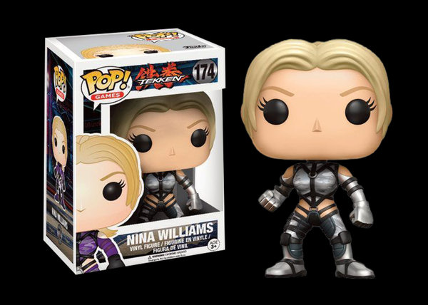FUNKO POP! Nina Williams TEKKEN