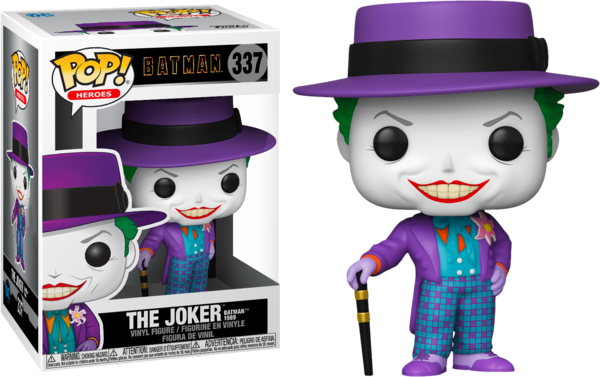 FUNKO POP! Batman 1989 Joker