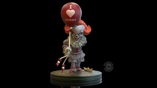 It - Capítulo 2 Figura Q-Fig Pennywise *PREVENTA*
