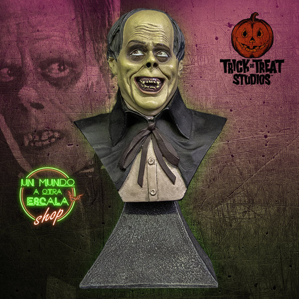 THE PHANTOM OF THE OPERA - MINI BUST Trick or Treat Studios