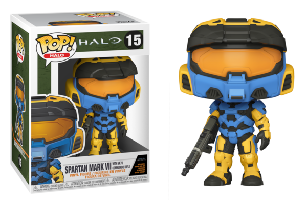 FUNKO POP! Halo Infinite POP! Games Vinyl Figura Mark VII (Deco)