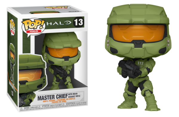 FUNKO POP! Halo Infinite POP! Games Vinyl Figura Master Chief