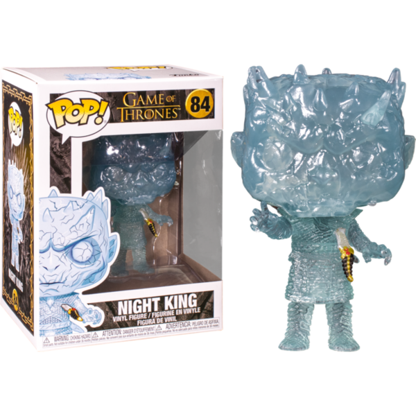 FUNKO POP! Crystal Night King Game of Thrones