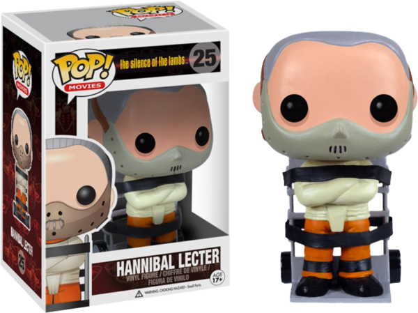 FUNKO POP! The Silence of the Lambs Hannibal Lecter