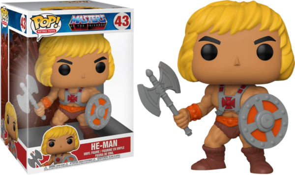 FUNKO POP! Masters of the Universe He-Man 25 cm