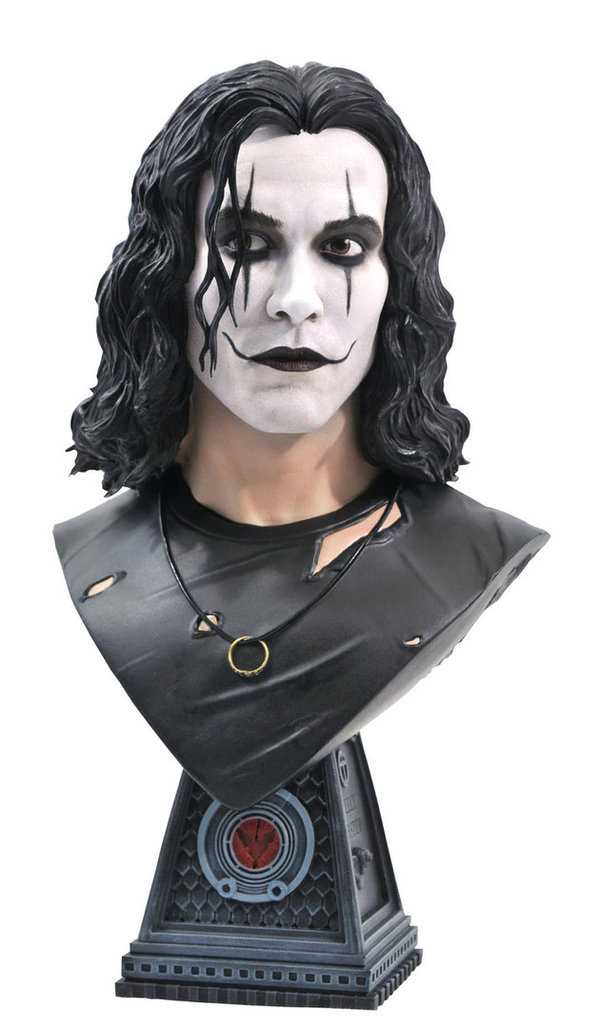 The Crow Legends in 3D Busto 1/2 Eric Draven 25 cm *PREVENTA*