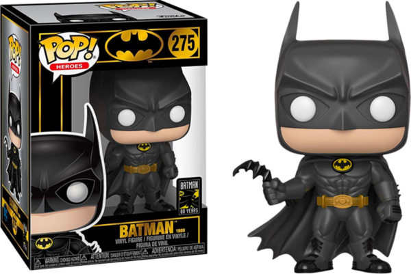FUNKO POP!  DC Comics Batman 1989