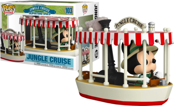 FUNKO POP! Mickey Mouse Jungle Cruise Skipper *PREVENTA*