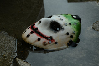 The last Joke - Jason Custom Mask
